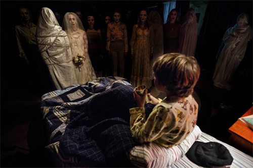 insidious chapter 2, UIP, recension, om iflmer