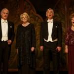 kvartetten, svensk filmindustri, recension, om filmer