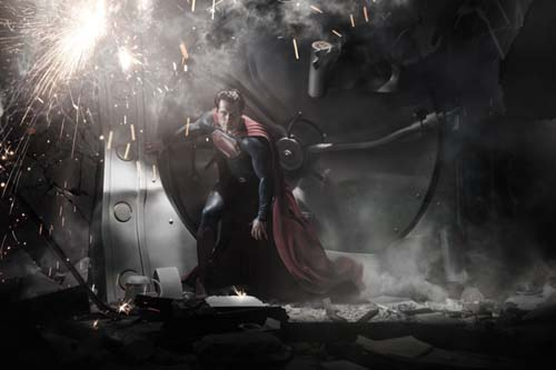 man of steel 3d, 20th century fox, recension, om filmer