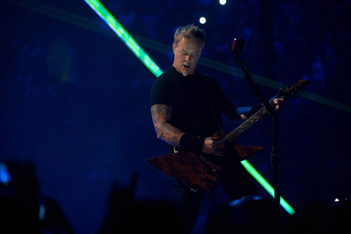 metallica through the never, noble entertainment, recension, om filmer