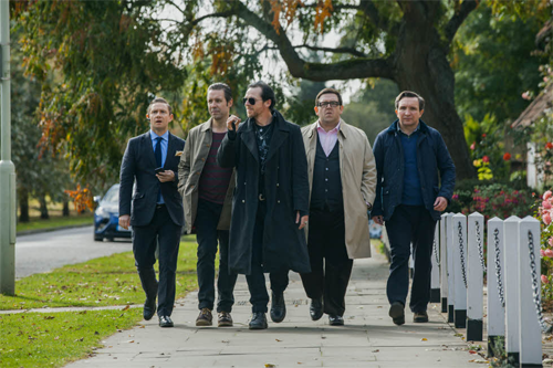 The World's End. United international Pictures, 2013