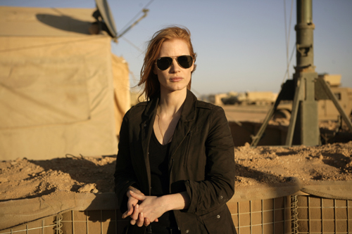 Zero Dark Thirty. United international pictures 2014