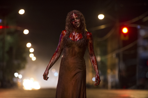 carrie, Svensk filmindustri, recension, om filmer