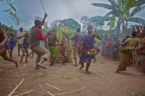 de dansande andarnas skog, folkets bio, recension, om iflmer