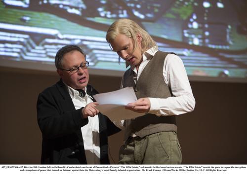 The Fifth Estate. Nordisk film 2013