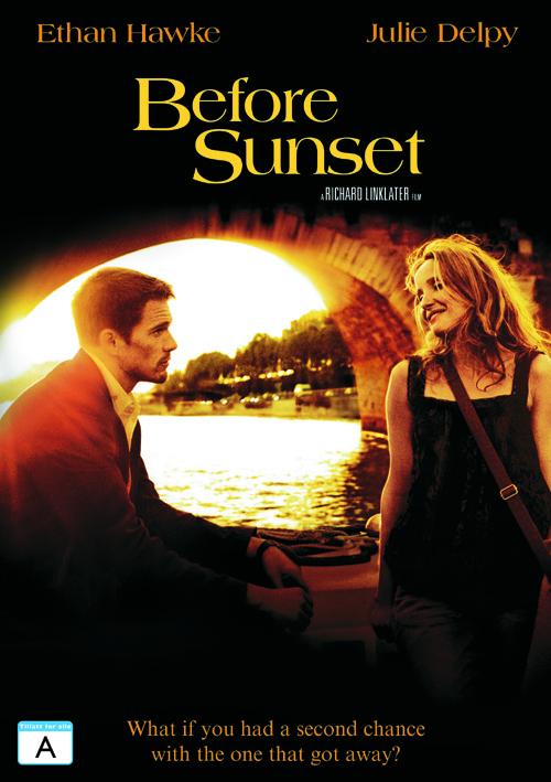 before sunset, warner bros, recension, om filmer