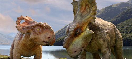 Walking with dinosaurs, Twentieth century fox 2013