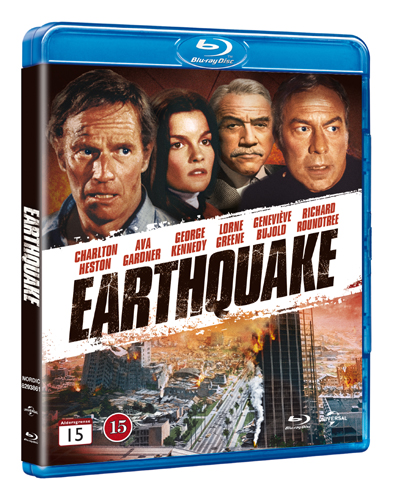 Earthquake. Sony Pictures.