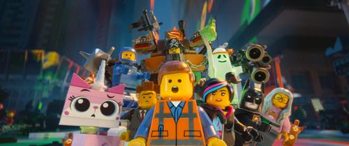 legofilmen, legomovie, lego filmen, om filmer, recenison, film, bio