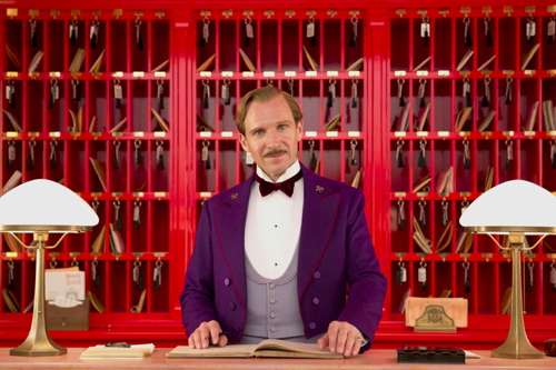 The Grand Budapest Hotel. 20th century fox 2014