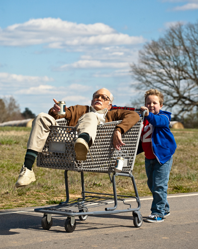 Jackass presents bad grandpa. Paramount Pictures 2013