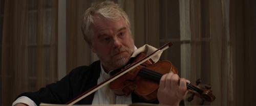 A late Quartet. Svensk filmindustri 2014