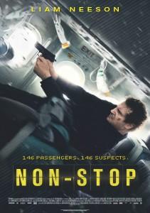 Non-Stop. Svensk filmindustri 2014