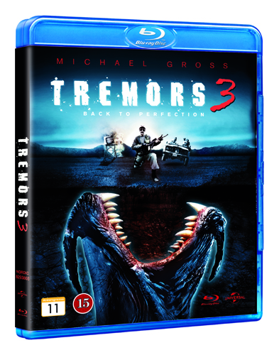 Tremors 3 Back to Perfection. Sony pictures