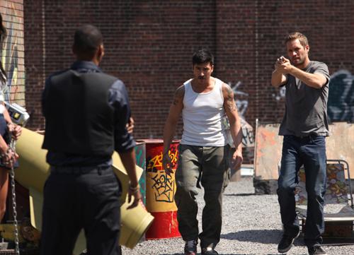 Brick Mansions. Scanbox 2014