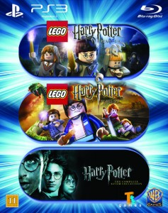 Harry Potter The Complete game and movie collection. Warner Bros 2014
