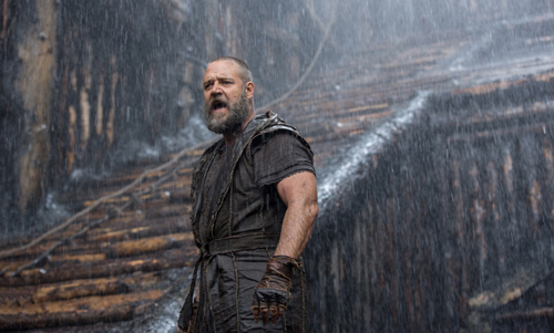 Russell Crowe ur filmen Noah. Paramount Pictures. 2014