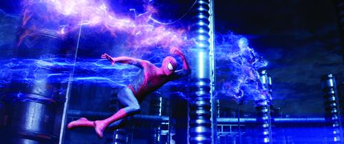 Amazing Spider-Man 2 3D. United international Pictures