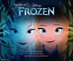 Art of Frozen. ©Disney  2014