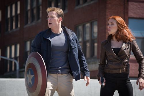 Captain America The Return of the first avenger. Walt Disney 2014