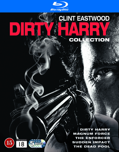 Dirtty Harry Collection. Warner bros 2014