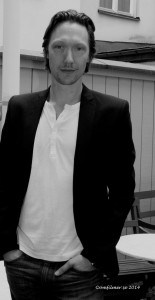 Simon J Berger. Foto omfilmer.se 2014
