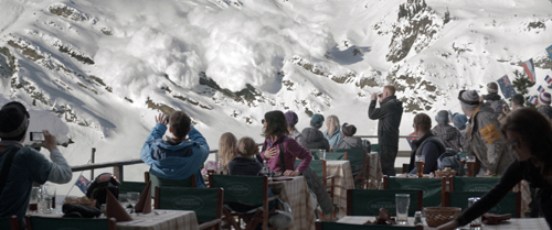 Turist. TriArt 2014 Foto: Fredrik Wenzel