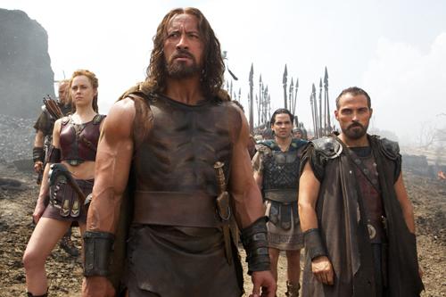 Hercules The Thracian wars. Svensk filmindustri 2014