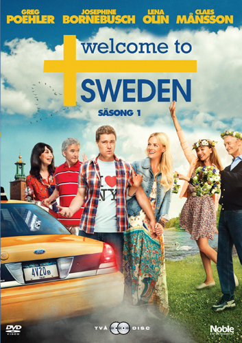 Welcome to Sweden. Noble Entertainment 2014