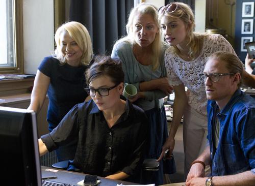 Medicinen. Svensk Filmindustri 2014