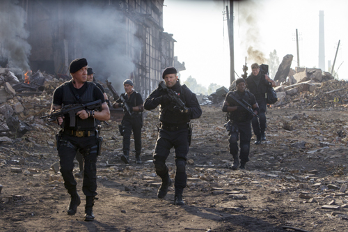 The Expendables 3 Noble Entertainment 2014