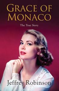 Omslag till boken Grace of Monaco.
