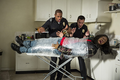 Lets be cops. Twentieth century fox 2104
