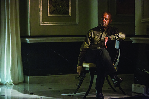 The Equalizer. United international pictures. 2014