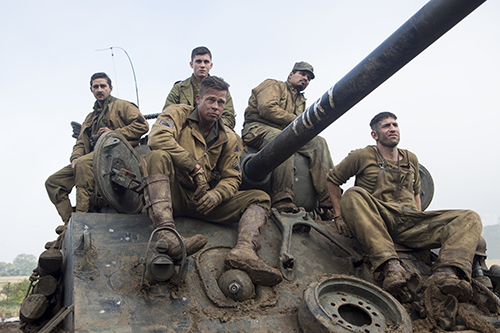 Fury. United International Pictures 2014