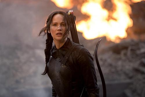 The Hunger Games Mockingjay Part 1. Nordisk Film 2014