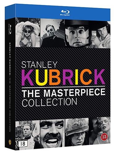 Stanley Kubrick: Masterpiece Collection. Warner Bros 2014