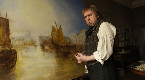 Mr. Turner. Svensk Filmindustri 2014