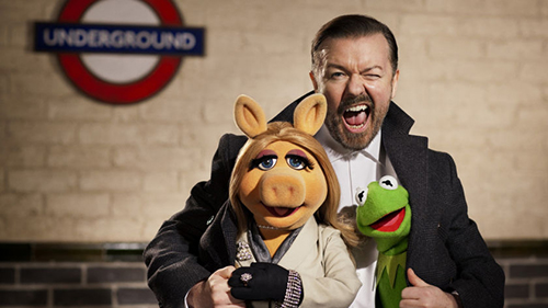 Muppets Most Wanted. Walt Disney 2014