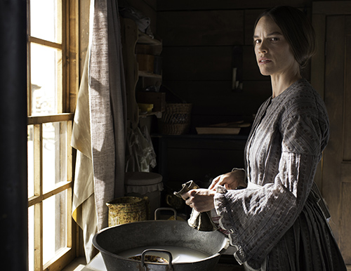 The Homesman. Scanbox Entertainment 2014