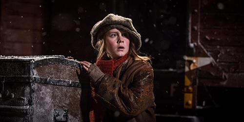 Tjvarnasjul-trollkarlens dotter. Nordisk Film 2014