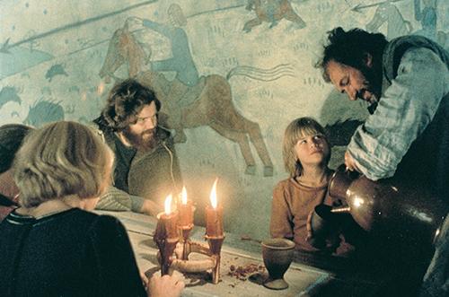 Bröderna Lejonhjärta. Svensk filmindustri 1977