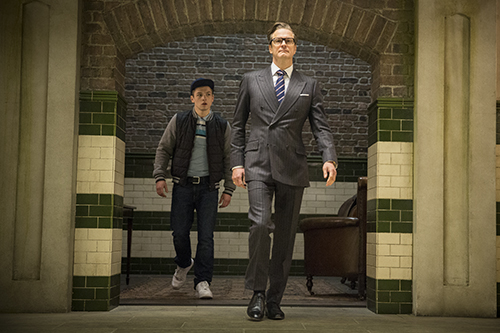 Kingsman - The Secret Service. 20th Century Fox 2015