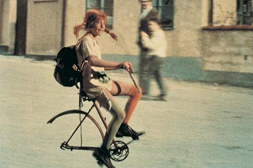 På rymmen med Pippi Långstrump. Svensk Filmindustri 1970