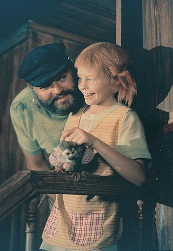 Pippi på de sju haven. Svensk Filmindustri 1970