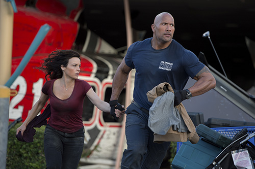 San Andreas. 20th century fox 2015
