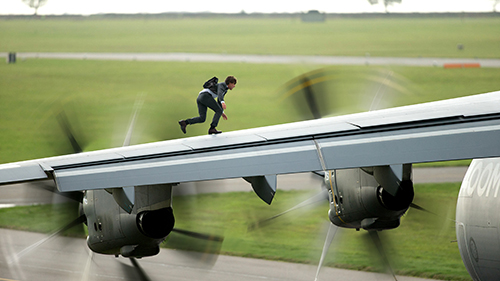 Mission - Rogue Nation 2015, United international pictures