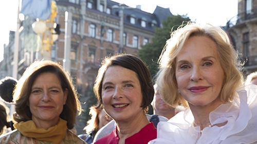 Galapremiär av Jag är Ingrid 2015