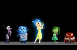 Insidan Ut, Disney-Pixar 2015