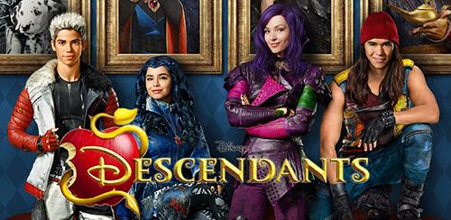Descendants. Disney Channel 2015